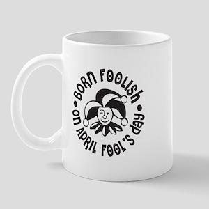 April Fool's Birthday Mug