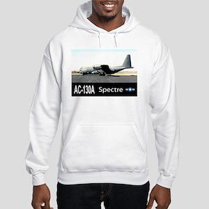 C-130 SPECTRE GUNSHIP Hooded Sweatshirt