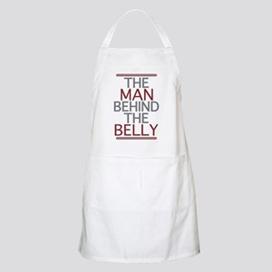 The Man Behind The Belly Apron