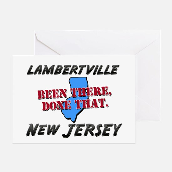 lambertville new jersey - been there, done that Gr