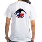 SkyWARN Texas Custom logo T-Shirt