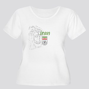 Team Melli Women's Plus Size Scoop Neck T-Shirt