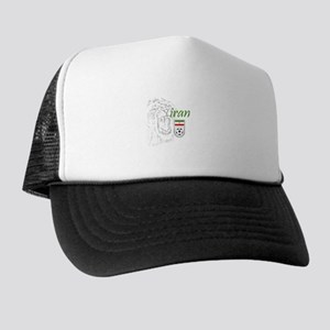 Team Melli Trucker Hat