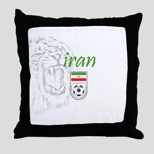 Team Melli Throw Pillow