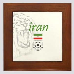 Team Melli Framed Tile