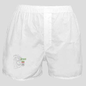 Team Melli Boxer Shorts