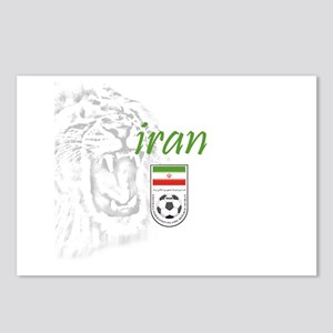 Team Melli Postcards (Package of 8)