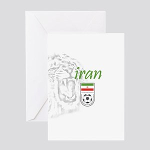 Team Melli Greeting Card