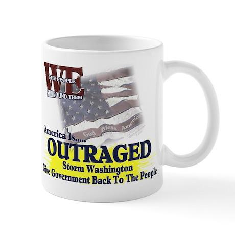 We Surround Them - Outraged Mug