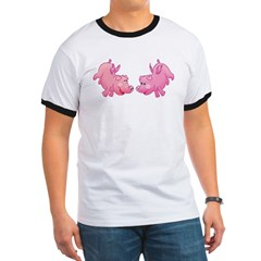When pigs fly T