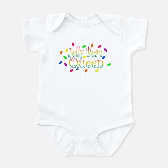Jelly Bean Queen Infant Bodysuit