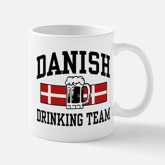 Danish Drinking Team Mug