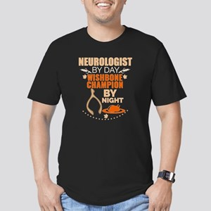 Neurologist by day Wishbone Champion by ni T-Shirt