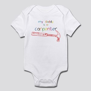 My Daddy-Carpenter Infant Bodysuit
