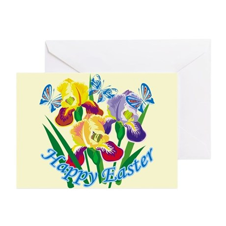 Happy Easter 6 Greeting Cards (Pk of 10)