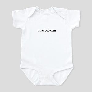 www.Bob.com Infant Bodysuit