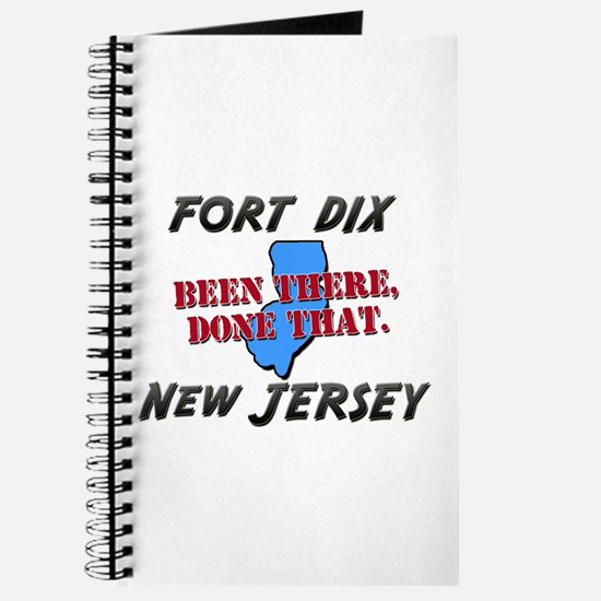 fort dix new jersey - been there, done that Journa