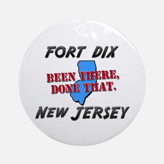 fort dix new jersey - been there, done that Orname