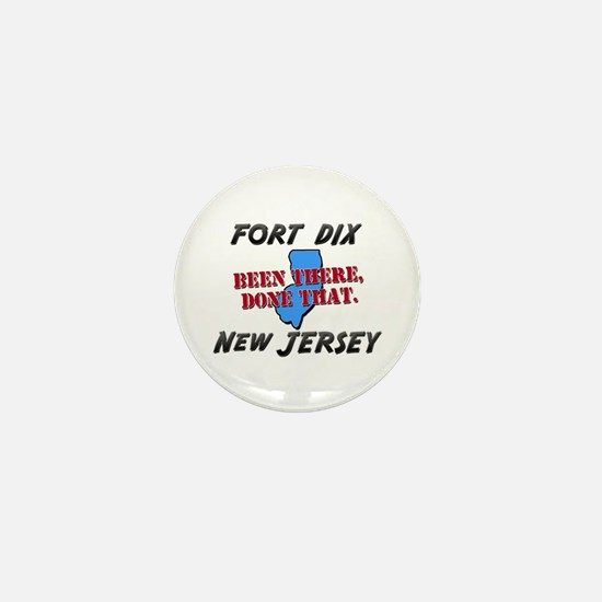 fort dix new jersey - been there, done that Mini B