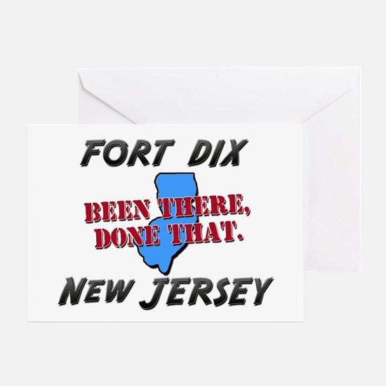 fort dix new jersey - been there, done that Greeti