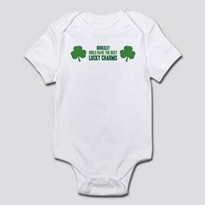 Berkeley lucky charms Infant Bodysuit