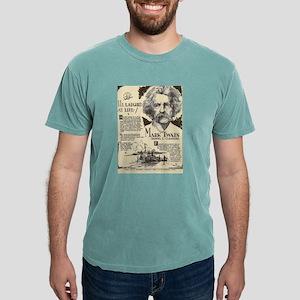 Mark Twain Mini Biography T-Shirt