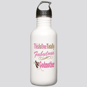 Fabulous Godmother Stainless Water Bottle 1.0L