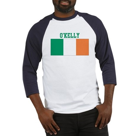 OKelly (ireland flag) Baseball Jersey