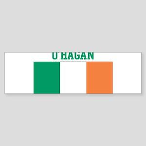 OHagan (ireland flag) Bumper Sticker