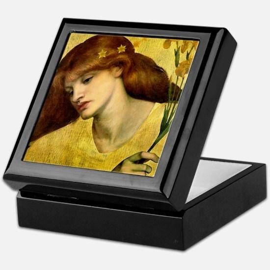 Rossetti Keepsake Box