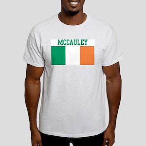 McCauley (ireland flag) Light T-Shirt