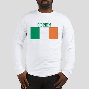 OBrien (ireland flag) Long Sleeve T-Shirt