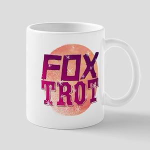 Fox trot Mugs