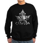 Metal Canada Sweatshirt (dark)