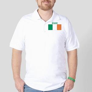 Keane (ireland flag) Golf Shirt
