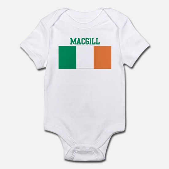 MacGill (ireland flag) Infant Bodysuit