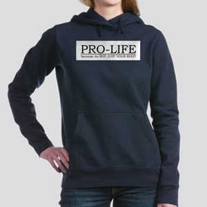 BUMPER 2 pro life Sweatshirt