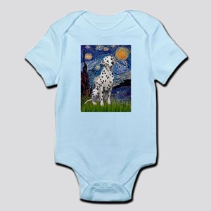 Starry / Dalmatian #1 Infant Bodysuit