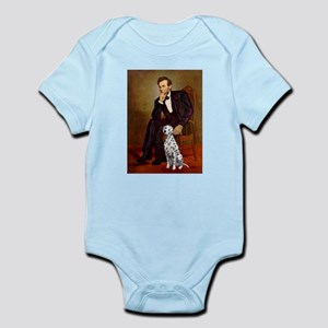 Lincoln / Dalmatian #1 Infant Bodysuit