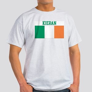 Kieran (ireland flag) Light T-Shirt