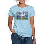 Lilies / Dalmatian #1 Women's Light T-Shirt