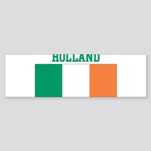 Holland (ireland flag) Bumper Sticker