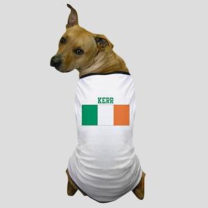 Kerr (ireland flag) Dog T-Shirt