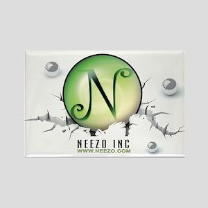 Neezo Inc. Rectangle Magnet