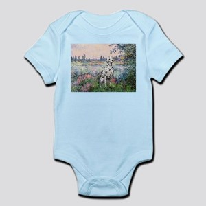 Seine / Dalmatian #1 Infant Bodysuit