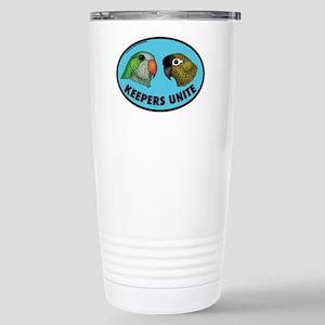 Keepers Unite Stainless Steel Travel Mug