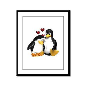 Chicks Love Me! Framed Panel Print