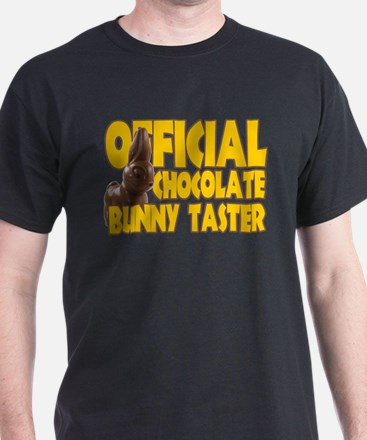 Official Chocolate Bunny Taster T-Shirt