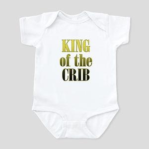 King of the Crib Infant Bodysuit