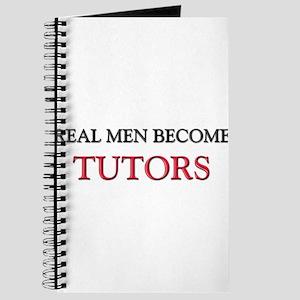 Real Men Become Tutors Journal
